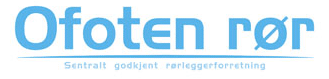 Ofoten rør logo