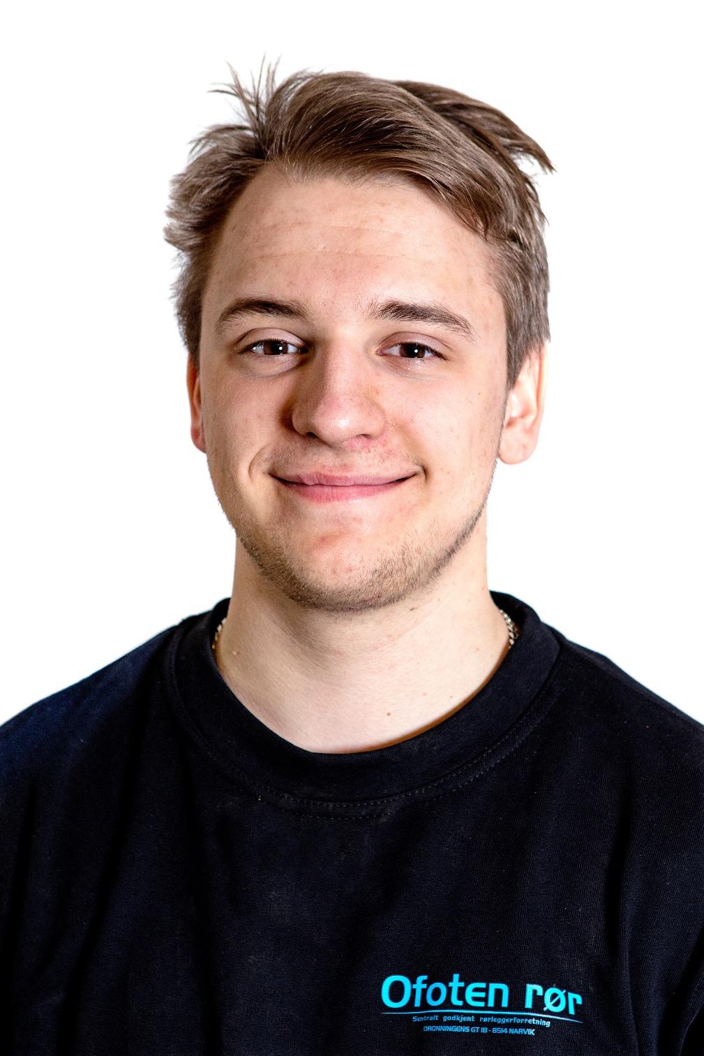 Martin Rosander i Ofoten Rør