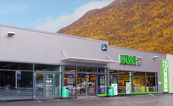 Kiwi i Narvik