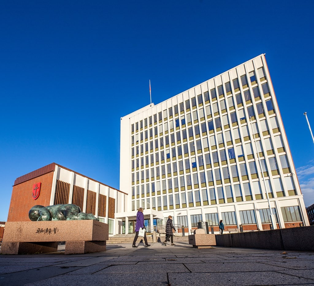Rådhuset i Narvik